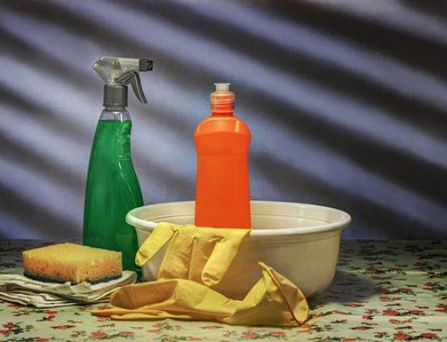Napi 20 perc a stresszmentes háztartásodért – tisztítószer
