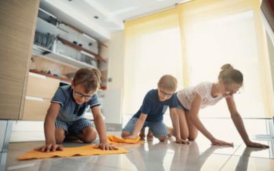 Gyerekek és a házimunka 1. rész