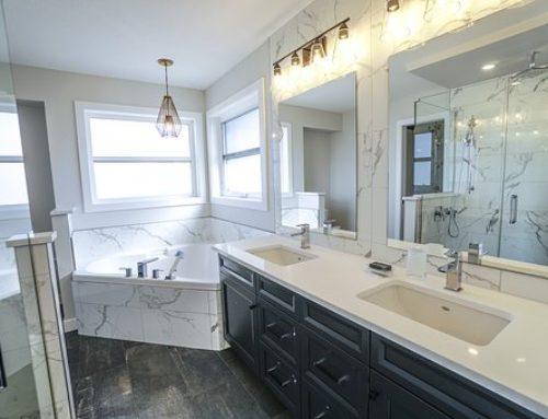 Fürdőszoba rendszerezés és takarítás