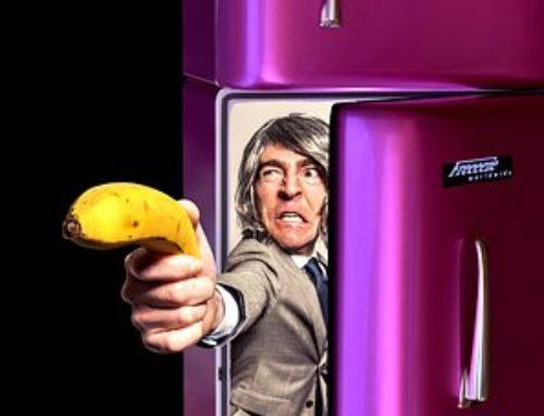 Pár perces hűtőszekrény takarítás