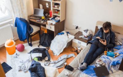 Hogyan vegyük rá a kamasz gyereket a takarításra
