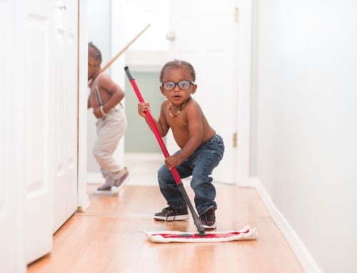 A gyerekek bevonása a háztartási munkába lehetetlen feladat! Vagy mégsem?
