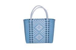 Calla Shopping táska kék