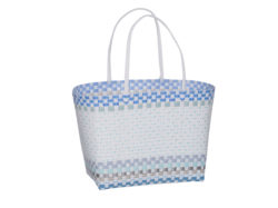 Estelle nagy bevásárlótáska kék