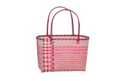 Stina kicsi bevásárlótáska piros