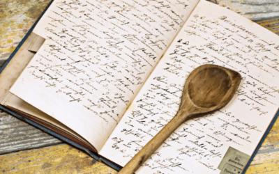 Hogyan tegyél rendet a konyhai receptek és szakácskönyvek között